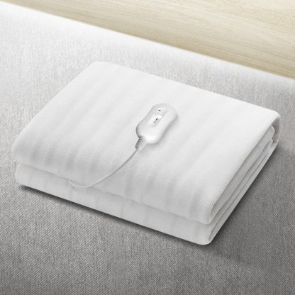 Giselle Bedding 3 Setting Fully Fitted Electric Blanket - Single