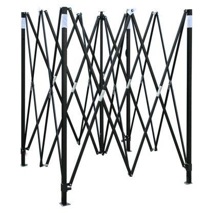 Instahut Gazebo Pop Up Marquee 3x3m Folding Wedding Tent Gazebos Shade Blue