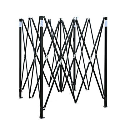 Instahut Gazebo Pop Up Marquee 3x3m Outdoor Tent Folding Wedding Gazebos Black