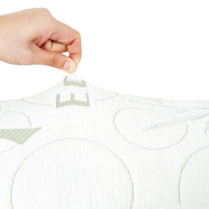 Giselle Bedding Full Body Memory Foam Pillow