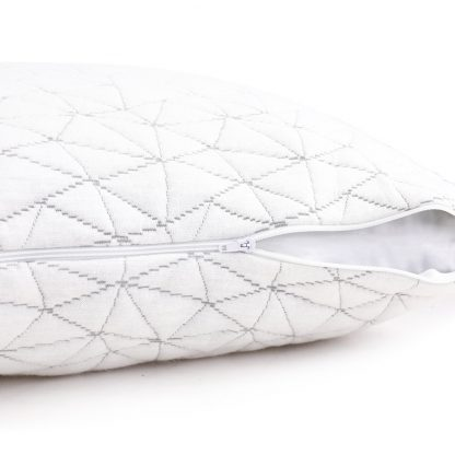 Giselle Bedding Set of 2 Rayon Single Memory Foam Pillow