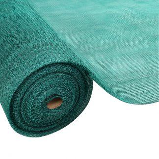 Instahut 3.66x10m 50% UV Shade Cloth Shadecloth Sail Garden Mesh Roll Outdoor Green