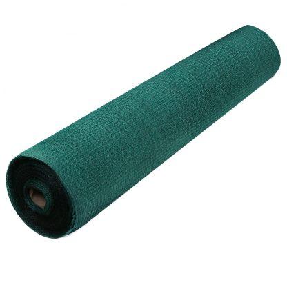 Instahut 3.66x10m 30% UV Shade Cloth Shadecloth Sail Garden Mesh Roll Outdoor Green