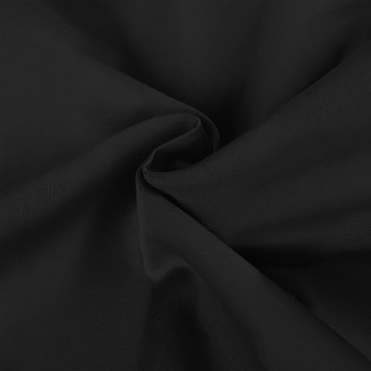 Giselle Bedding Queen Size 1000TC Bedsheet Set - Black