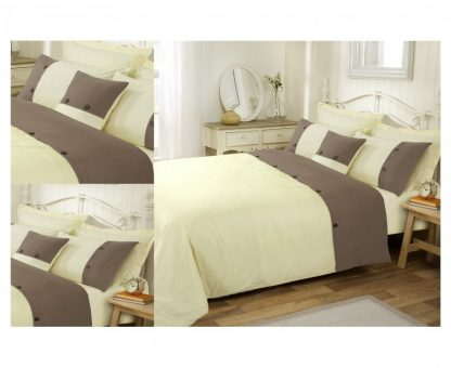 Amal King Quilt Cover Set by Anfora