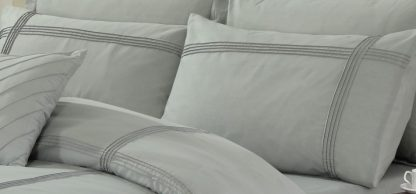 Avoca Single Quilt Cover Set by Anfora