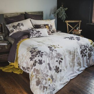 Ivy Queen Quilt Cover Set by Bambury