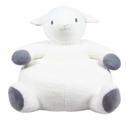 Animal Plush Chair - Lamb