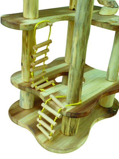Tree House Construction Set