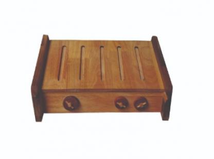 Wooden BBQ