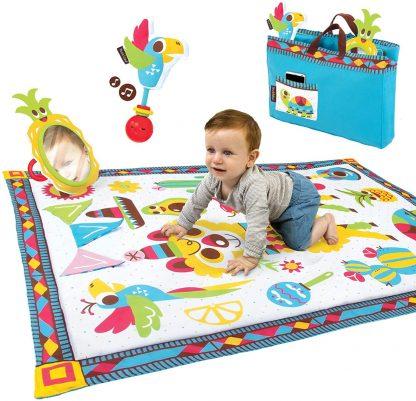 Fiesta Playmat to Bag