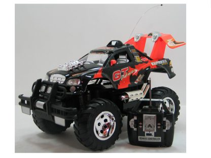 4X4 Gt 1:6 Scale Racing Car Radio Control