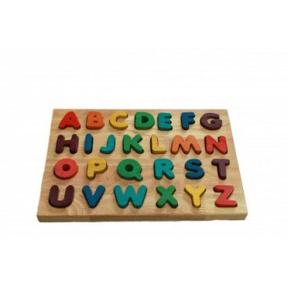 Capital Letter Puzzle