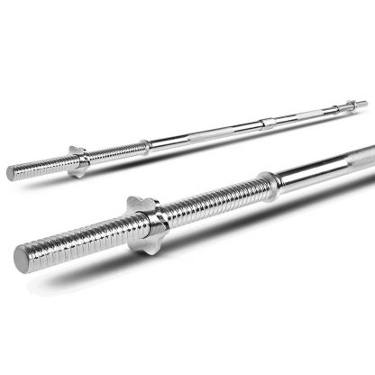 Everfit Steel Weight Barbell 168cm