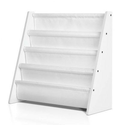 Keezi Kids Bookshelf Shelf Children Bookcase Magazine Rack Organiser Display