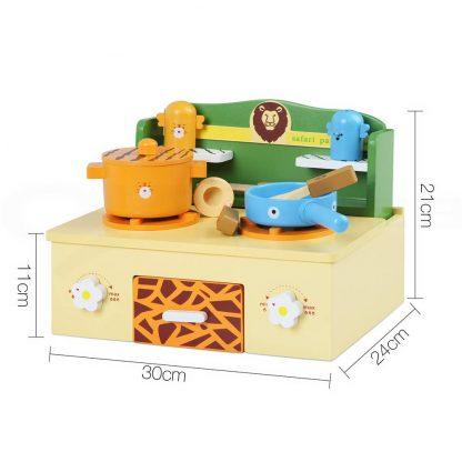 Keezi Kids Zoo Themed Play Set