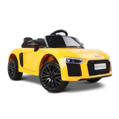 Rigo Kids Ride On Audi R8 - Yellow