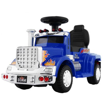 Ride On Cars Kids Electric Toys Car Battery Truck Childrens Motorbike Toy Rigo Blue
