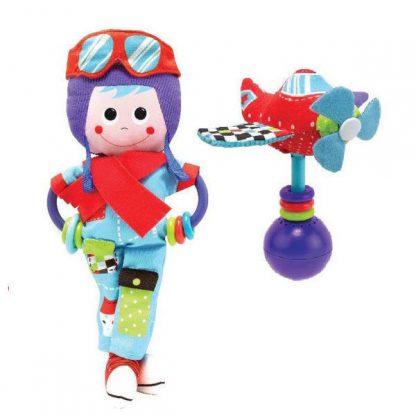 Yookidoo Pilot Play Set