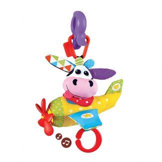 Yookidoo Tap 'N' Play Musical Plane - Cow