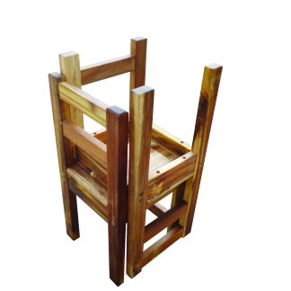 Acacia Standard Chair Walnut