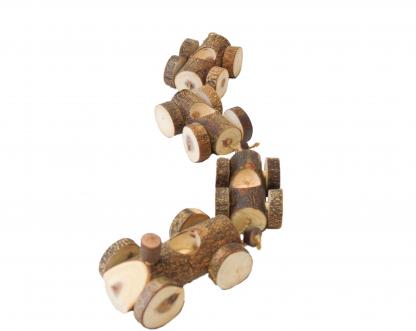 Gnome log train