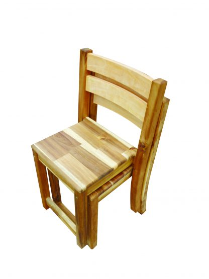 Stacking Chair 40cm High