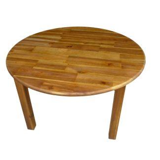 Acacia Round Table 90