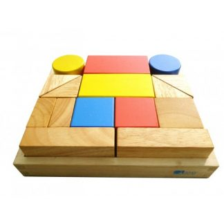 Sound Blocks 15 Pcs