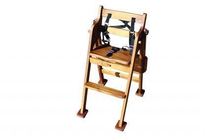 Baby High Chair (Acacia)