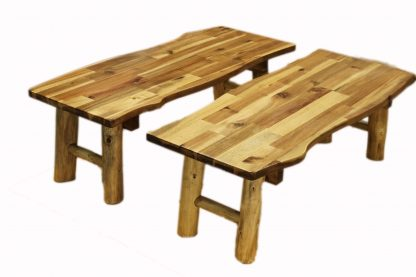 Tree Furniture - Bench Set