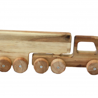Solid Wooden Truck
