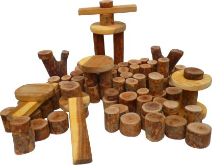 Tree Blocks 106 Pcs