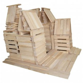 Natural Planks 200 Pcs