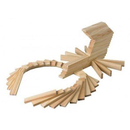 Natural Planks 200 Pcs