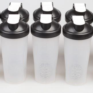 Shaker Bottles - 10 Pack