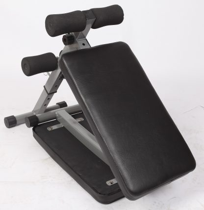 Adjustable Abdominal Crunch Sit Up Bench