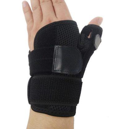 Thumb Stabiliser Brace Support Strap Splint Arthritic Sports