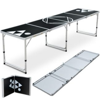 8FT Beer Pong Table