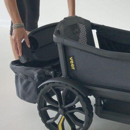 Veer Foldable Rear Basket