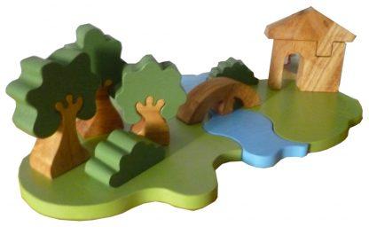 Landscape Play Set