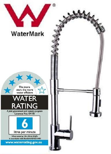 Basin Mixer Tap Faucet w/Extend -Kitchen Laundry Sink