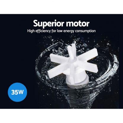 Giantz 2500L/H Submersible Aqua Aquarium Water Pump