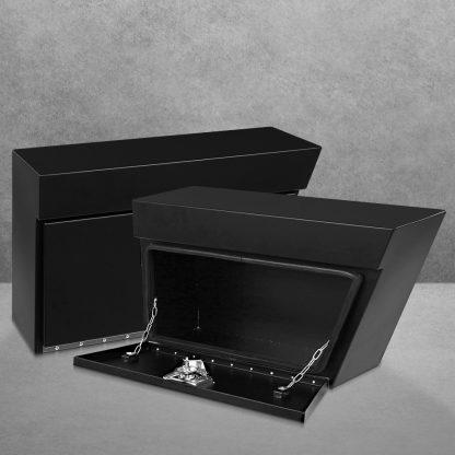 Giantz Ute Tool Box Right UnderTray Toolbox Under Tray Aluminium Underbody