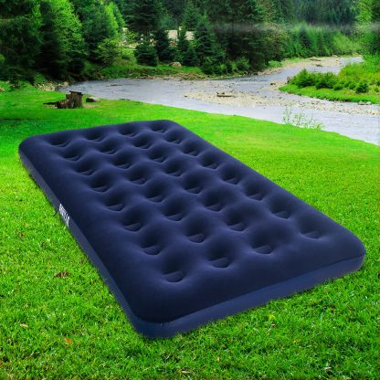Bestway Air Bed Twin Size Inflatable Mattress Sleeping Camping Outdoor