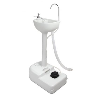 Weisshorn Portable Camping Wash Basin 19L