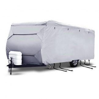 Weisshorn 16-18ft Caravan Cover Campervan 4 Layer UV Water Resistant