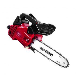 Giantz Chainsaw Chainsaws 10� Oregon Petrol Cordless 25cc Top Handle Chains Saw