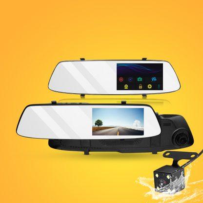 UL-TECH Dash Camera 1080p HD Car Cam Recorder DVR Vehicle Camera Night Vision WDR