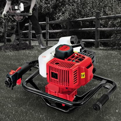 Giantz Post Hole Digger Petrol Diggers Only Motor Complete Earth Auger 92CC